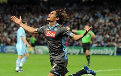 Manchester Uniter vs Napoli 1-1