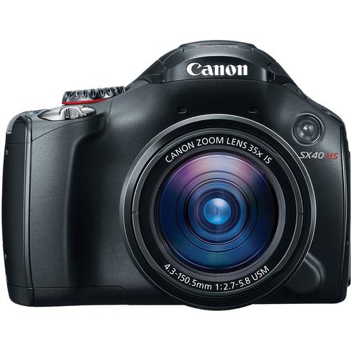 Canon Powershot SX40-HS