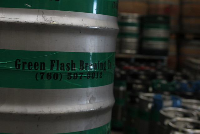 6202683089 3e2f23620f z Brewery   Green Flash Brewing Company