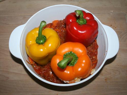 32 - Paprika dazu geben