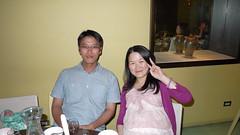 育銘與老婆 (heroism) Tags: 2011同學會