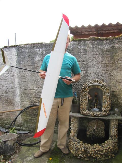 Novo Presente Planador Bulero 6204650643_cccaa6b4c3_z