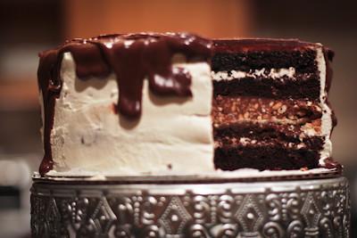 Crunchy Cake 2