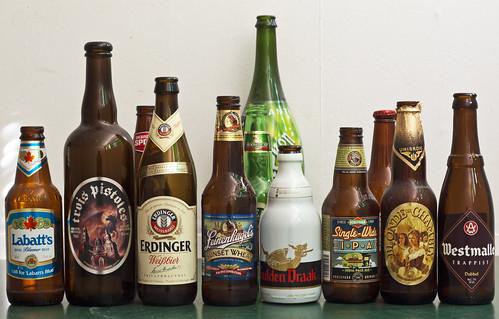 Beer, beer and more beer by Cody La Bière