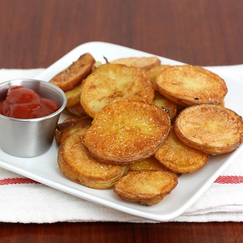 crispy oven roasted potatoes - Americas Test Kitchen Baked Potato