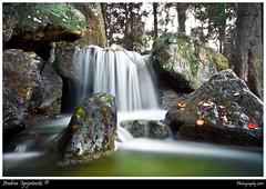 Minifall (Andrea Ignjatovski ) Tags: wallpaper fall waterfall nikon long exposure filters hdr beatiful silky cpl density neutral d90 exposuhre