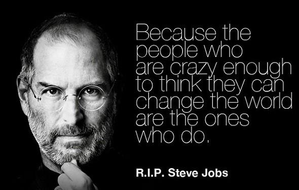 Rest In Peace Steve Jobs >> A Goodbye Message To Steve Jobs Discovrpop