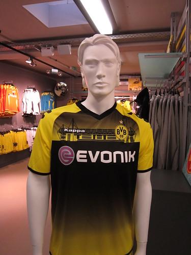 Derbytrikot von Borussia Dortmund BVB