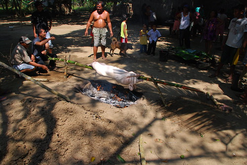 Bushman In The Philippines: Santo Nino, Part 2