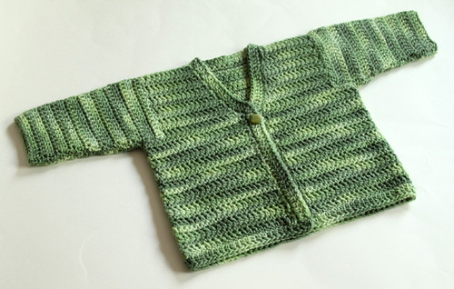 Beyond Rectangles Cardigan
