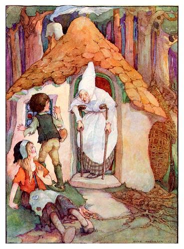 022-Cuentos de Grimms-Hansel y Gretel- Anne Anderson