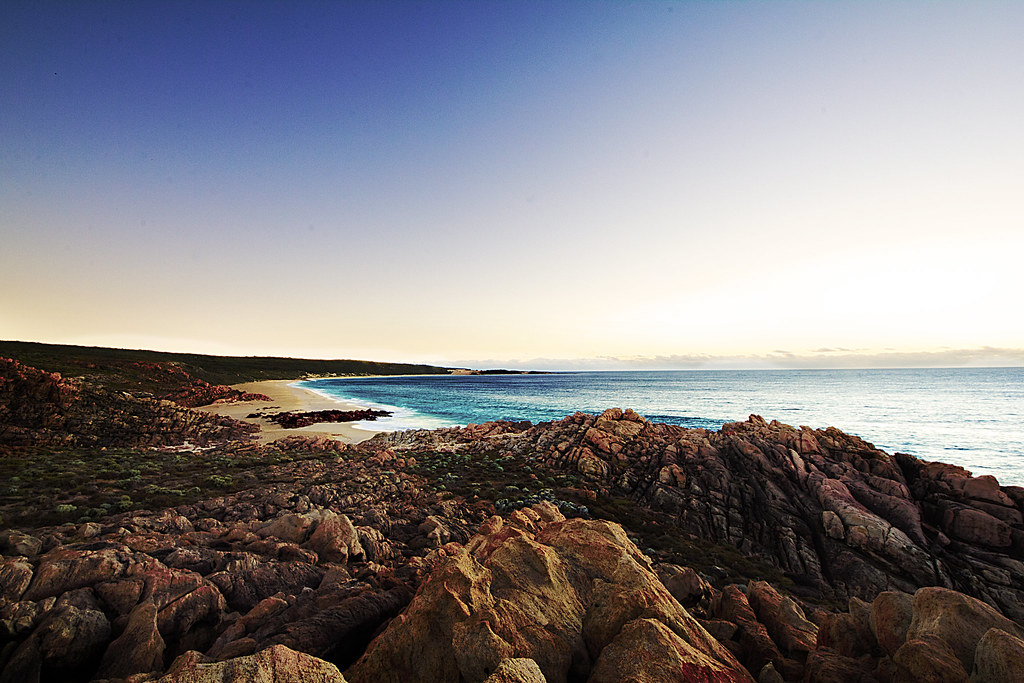 Injidup at Sunset - Western Australia
