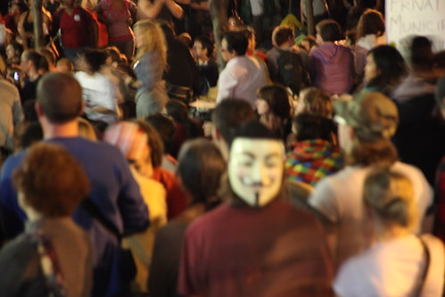 Anonymous/Guy Fawkes