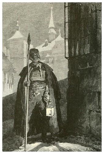 011-El sereno-Burgos-Spanish vistas-1883- George Parsons Lathrop