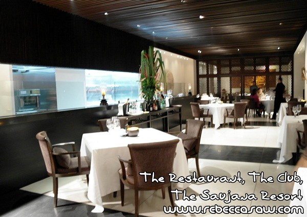 The Restaurant, The Club, The Saujana Resort-1