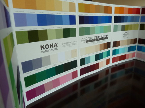Kona color card!