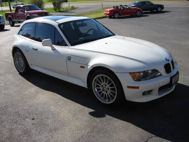 1999 BMW Z3 Coupe | Alpine White | Beige