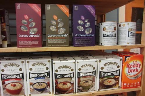 Brits - Lawrence, KS - Cereals