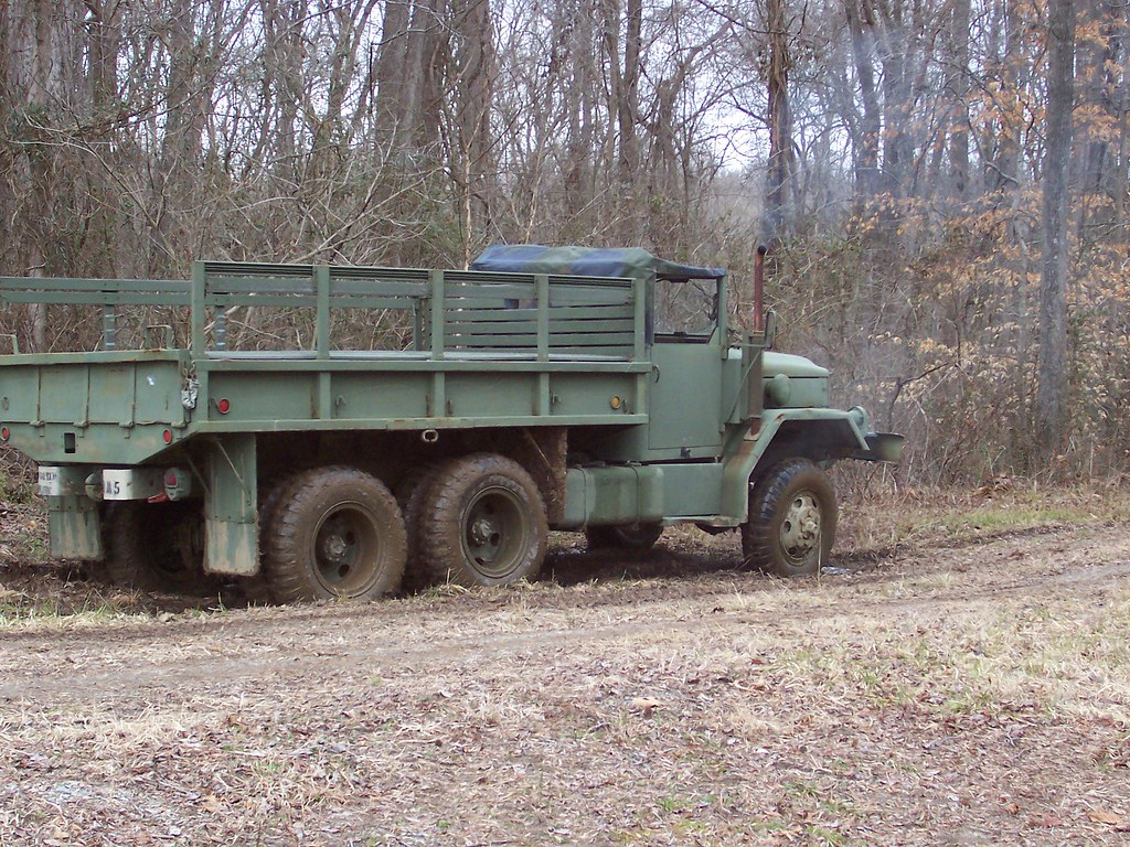 1971 AM general M35A2 military truck