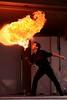 A Fire Bender's Dragon Breath (Doug's Photography) Tags: fire nikon performance oysterfestival sigma70200mmf28 firebreath spittingfire nikond90