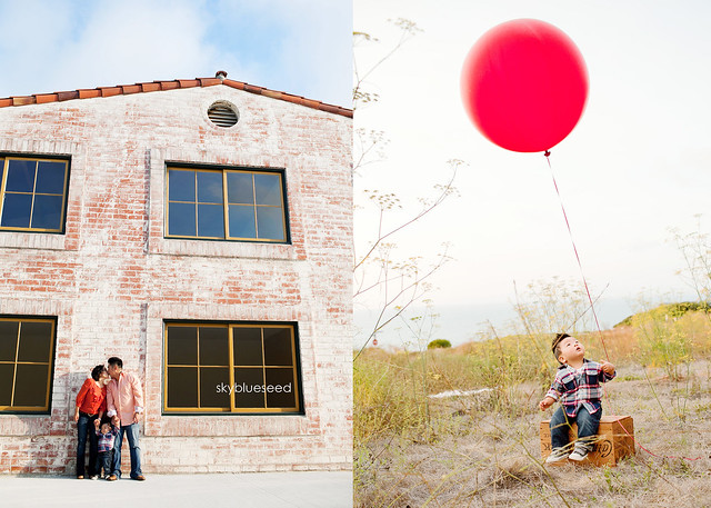 Building and Balloon