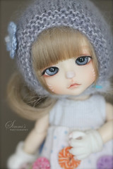 Miffy. (Simmi.) Tags: yellow by cat kitty lea miffy custom latidoll andreja lati