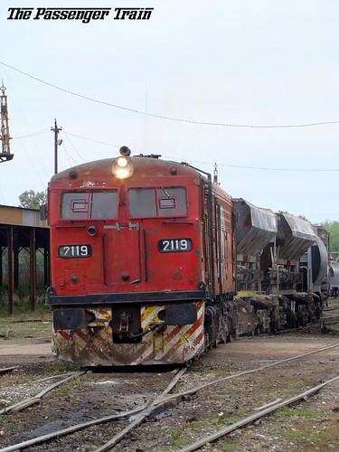 ALCO FPD9 2119