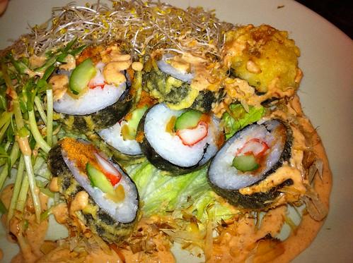 賴桑炸壽司