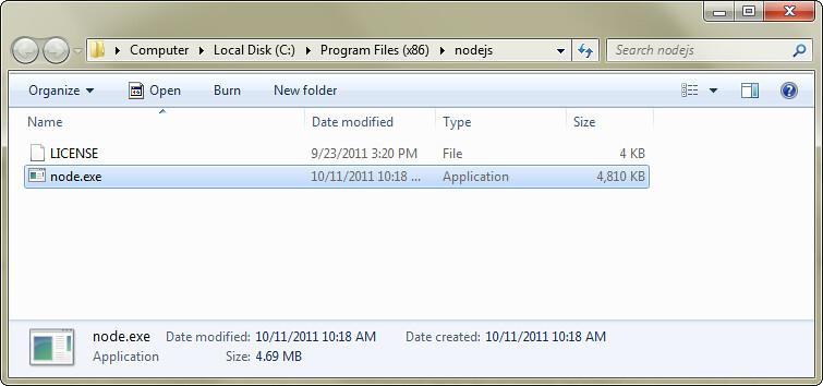 Jon Galloway - Using Node js in an ASP NET MVC application with iisnode