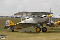 G-BURZ - K3661 - 41H-59890 - Private - Hawker Nimrod II - 110710 - Duxford - Steven Gray - IMG_5395