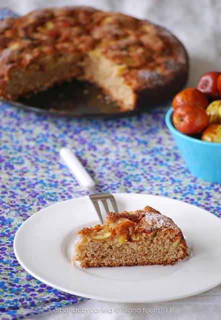 Cake de jínjoles