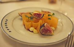Salade de Figue et Melon