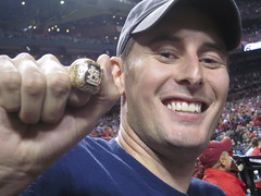2006 Cardinals World Series Ring