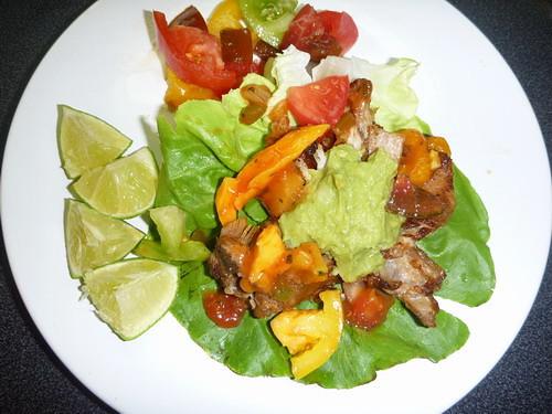 carnitas lettuce taco2