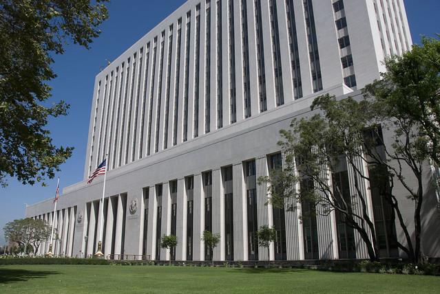 D5 federal buildling