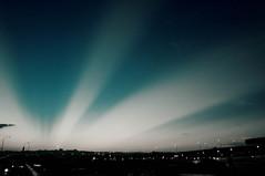 [霹靂星球] (funkyruru) Tags: life sunset sky 28mm ricoh a12 天空 postprocessing gxr 生活隨拍 霞光 ¤ñªå ¥í¬¡àh©ç áø¥ú