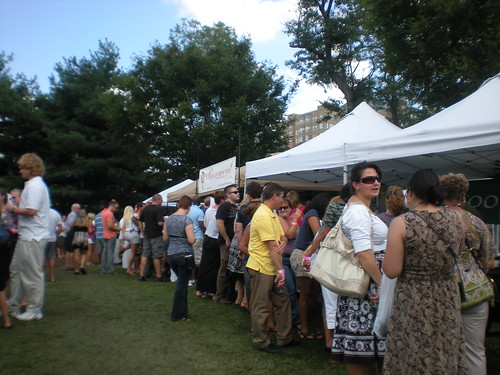Great Grapes, Wine, Art, and Food Festival