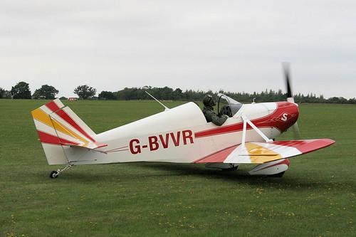 G-BVVR