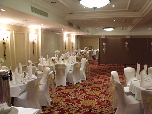 St Johns Hotel, Warwick Road, Solihull - tables and chairs