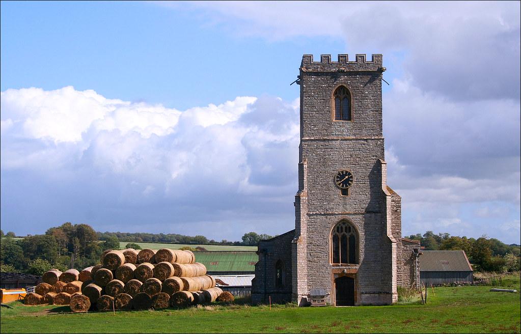 The Church in a Field