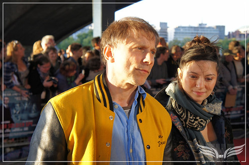 The Establishing Shot : Tinker, Tailor, Soldier, Spy Premiere - Simon McBurney (Oliver Lacon) by Craig Grobler