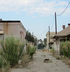 Downey: Rancho Los Amigos 1210a (DB's travels) Tags: california abandoned hospital downey