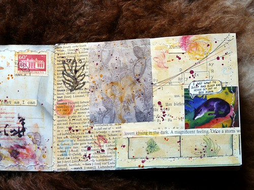 Collage Minibook Coup de Coeur 2