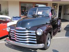 chevrolet (bballchico) Tags: edmondsclassiccarshow carshow hotrods 206 washingtonstate chevrolet pickuptruck
