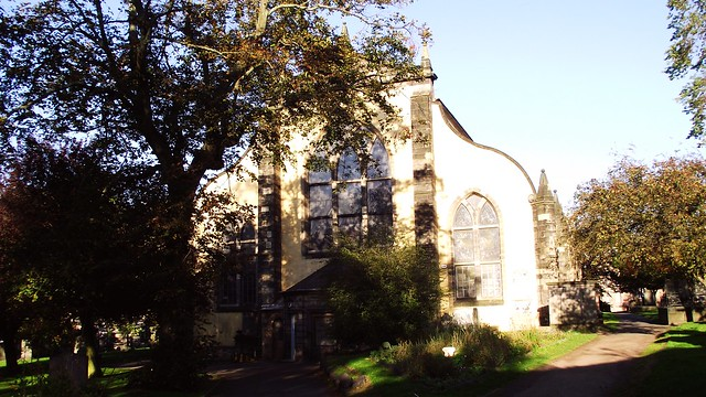 Greyfriars, autumn 02