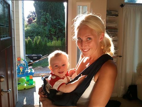 Sofia och Lucas.. Sept 5..