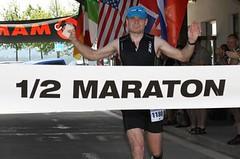 Rušný závodní víkend ve znamení půlmaratonů