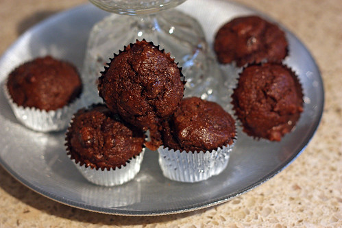 chocolateavocadomuffins