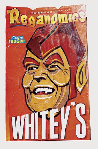 Whitey's (Cereal box)