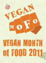 Participant of Vegan Mofo!